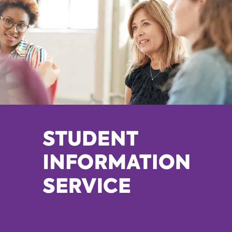 student-service-information
